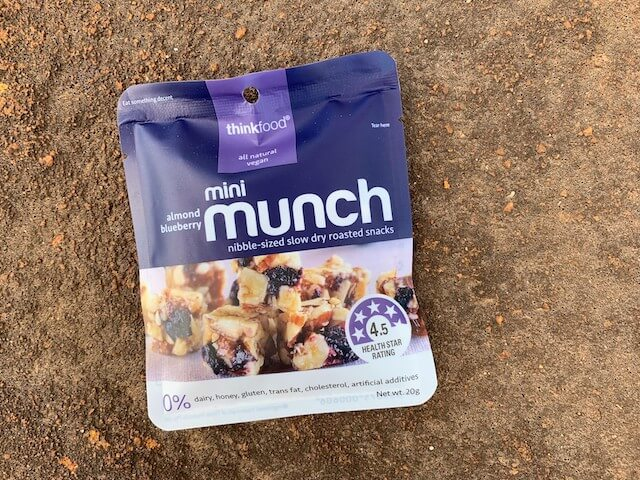 Paquete MunchMe Almond Blueberry